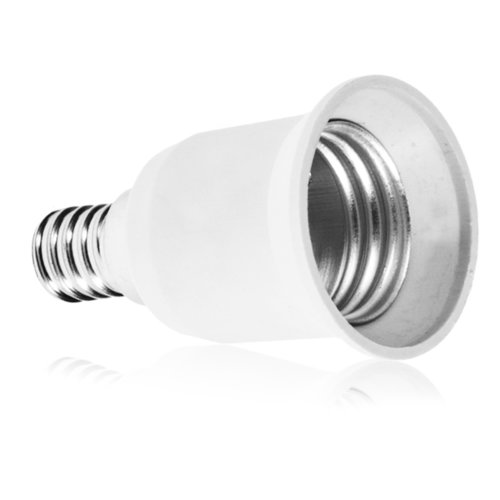 Adapter LED E14/E27 ORO