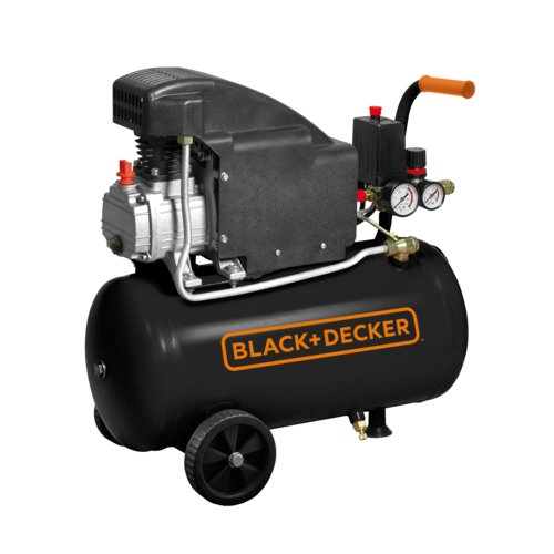 Kompresor olejowy Black&Decker 24 l